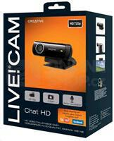Webkamera Creative Labs Live! Cam Chat - černá