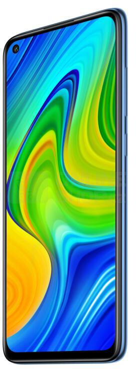 Mobilní telefon Xiaomi Redmi Note 9 4GB/128GB, šedý