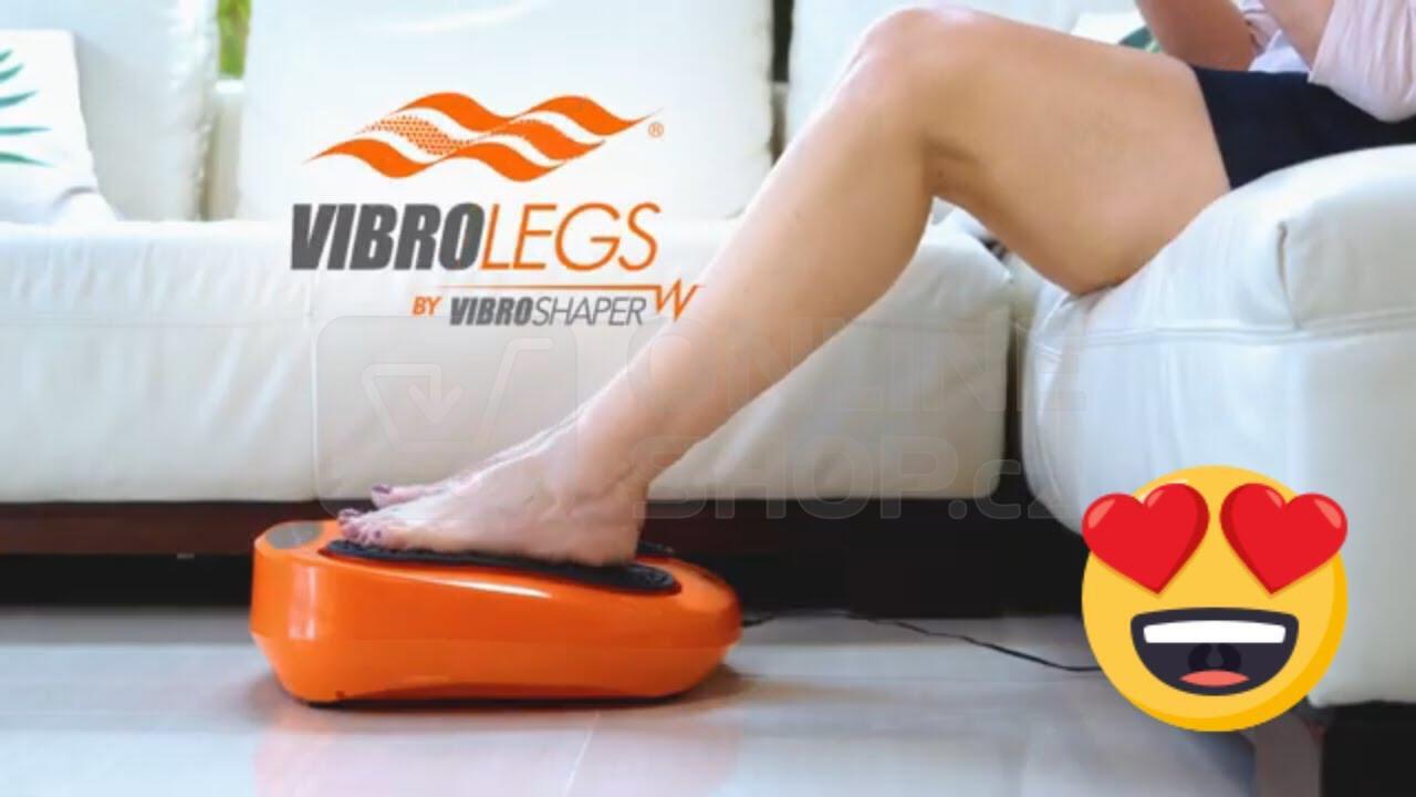 Masážní přístroj Mediashop VibroLegs