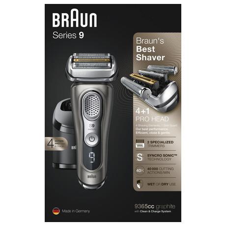 Holicí strojek Braun Series 9 9365cc