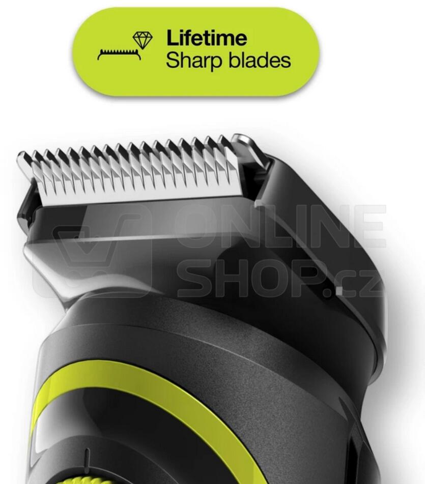 Zastřihovač vousů Braun BT 3241