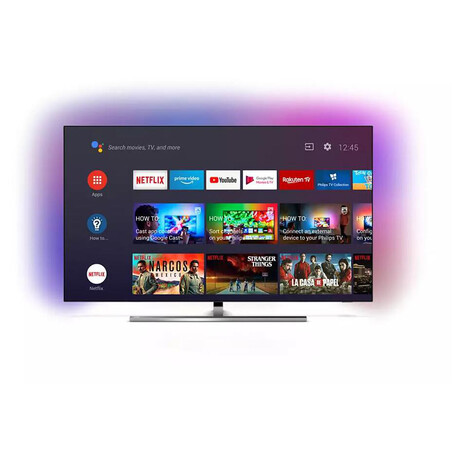 UHD OLED TV Philips 55OLED855
