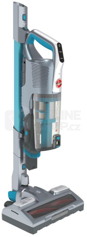 Tyčový vysavač Hoover HF522YSP 011