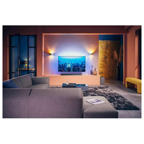 SET UHD LED TV Philips 58PUS8555 + TAB8905