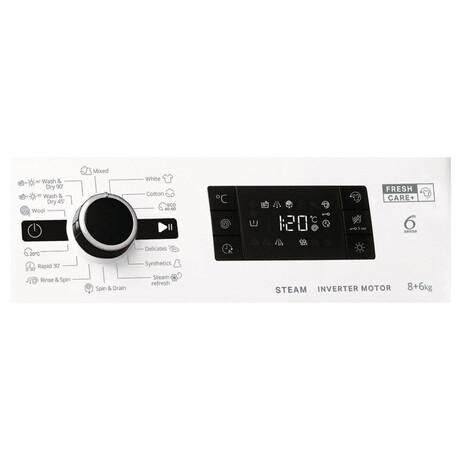 Pračka se sušičkou Whirlpool FWDG 861483WBV EE N