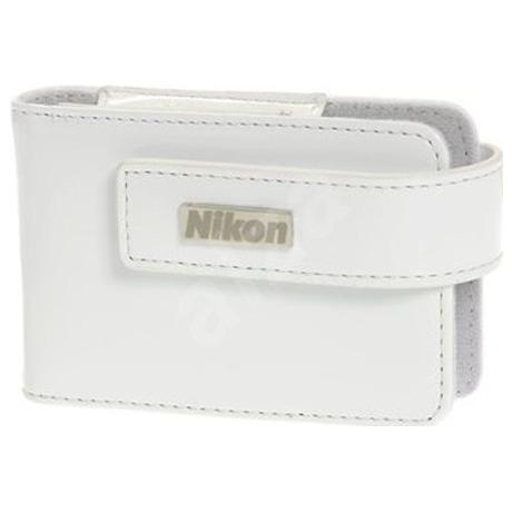Pouzdro foto Nikon CS-S49 pro S4300 bílé