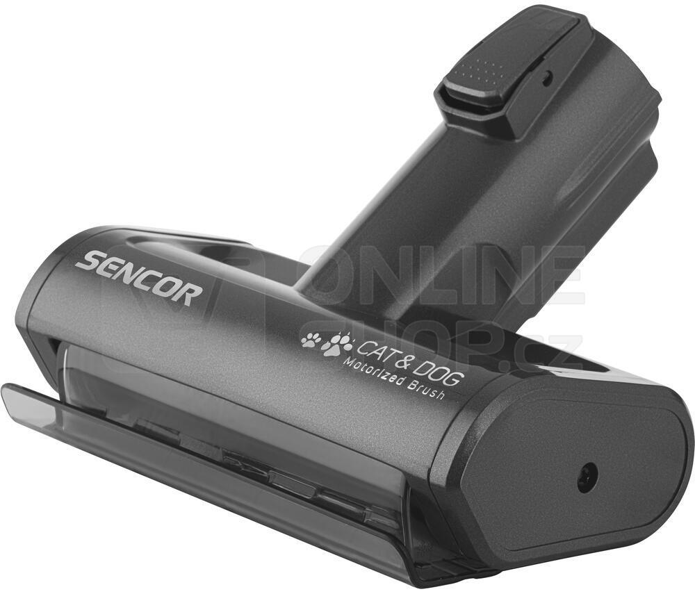 Tyčový vysavač Sencor SVC 0825WH ALL IN
