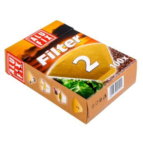 Kávový filtr Jolly 4002 - vel.2 (100ks)
