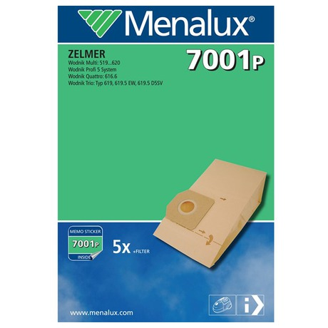 Filtr Menalux CT227E (7001P) do vysav. - Menalux CT227E dovysav. (foto 1)