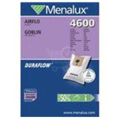 Sáčky do vysavače Menalux DCT 211 Duraflow (4600) do vysav.