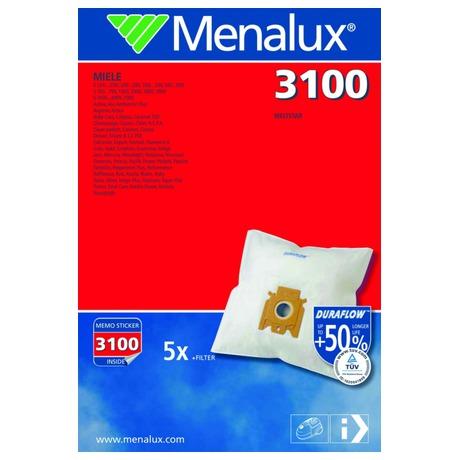 Sáčky do vysavače Menalux DCT 61 Duraflow (3100) do vysav.