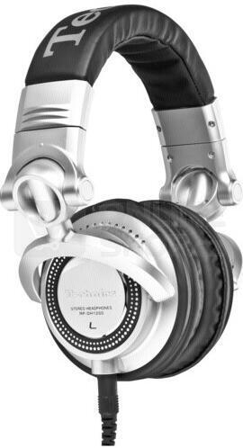 Sluchátka Panasonic Technics RP-DH1200E-S stříbrná