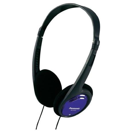 Sluchátka otevřená Panasonic RP-HT010E-A modrá