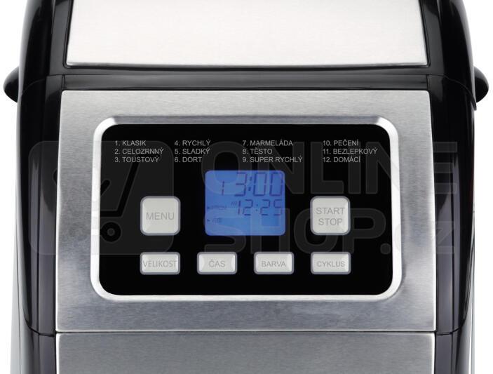 Domácí pekárna ETA Delicca 7149 90020