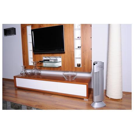 Čistička vzduchu Ionic-CARE Triton X6 s ionizátorem stříbrná