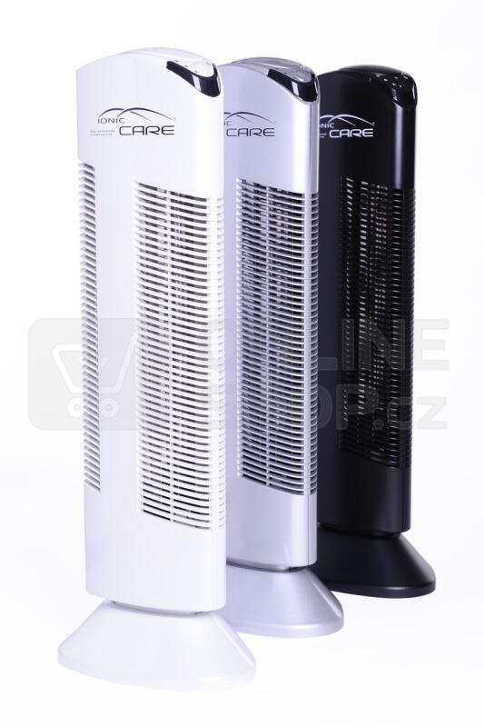 Čistička vzduchu Ionic-CARE Triton X6 s ionizátorem černý