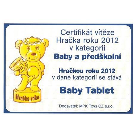 Dětský počítač Mac Toys Baby tablet (foto 1)