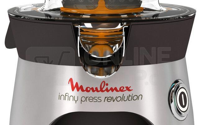 moulinex infiny press revolution manual