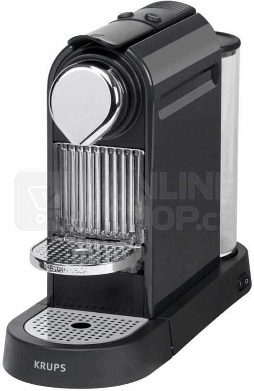 espresso krups xn720t nespresso citiz. Black Bedroom Furniture Sets. Home Design Ideas