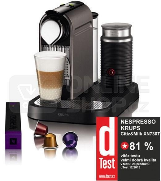 espresso krups xn730t nespresso citiz. Black Bedroom Furniture Sets. Home Design Ideas