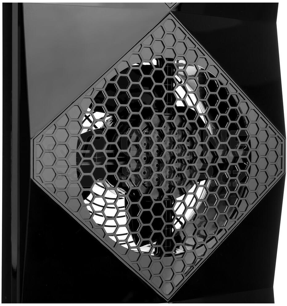Stojanový ventilátor Sencor SFN 5040BL