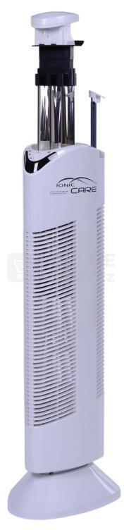 Čistička vzduchu Ionic-CARE Triton X6 s ionizátorem perleťově bílý