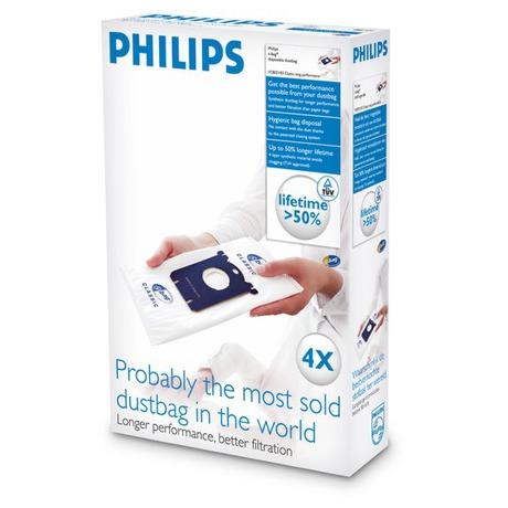Sáčky do vysavače Philips FC8021 do vysav. Mobilo,Expression,Impact,Universe - Philips FC8021/03 SBAG (foto 5)