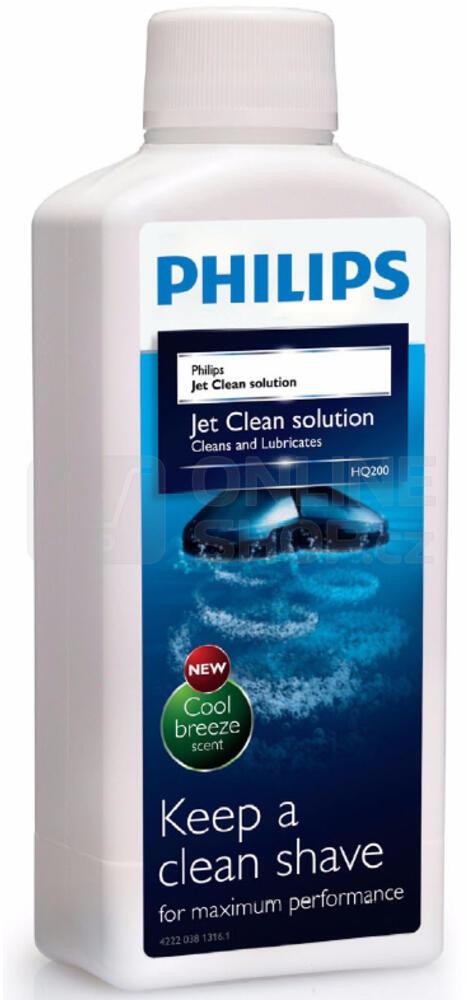 Čistící roztok PHILIPS HQ200/50 pro čističku JetClean (HQ9190, HQ8170)