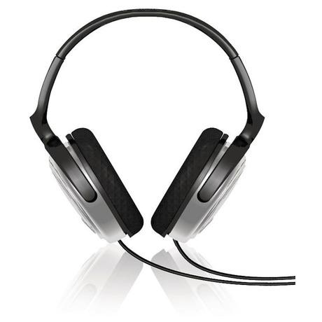 Sluchátka Philips SHP2500 - černá/šedá - Philips SHP 2500 (foto 1)