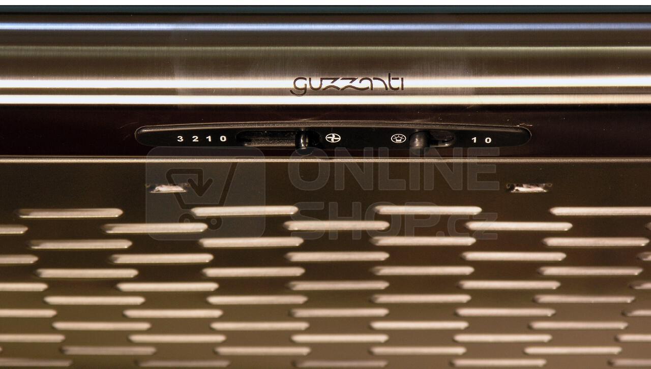 Odsavač par Guzzanti ZRW 60 X nerez