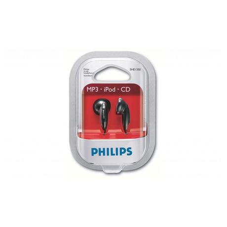 Sluchátka Philips SHE1350 - černá