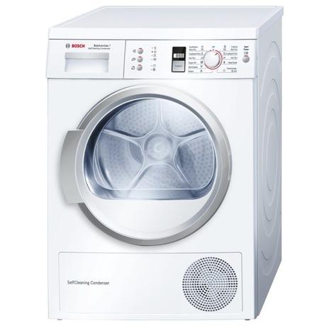 Sušička prádla Bosch WTW86361BY kondenzační - Bosch WTW86361BY kondenzační (foto 4)