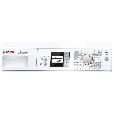 Sušička prádla Bosch WTW 86564BY - Bosch WTW 86564BY (foto 3)