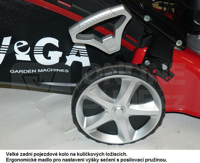 Benzínová sekačka VeGA 46 HWXV 6in1