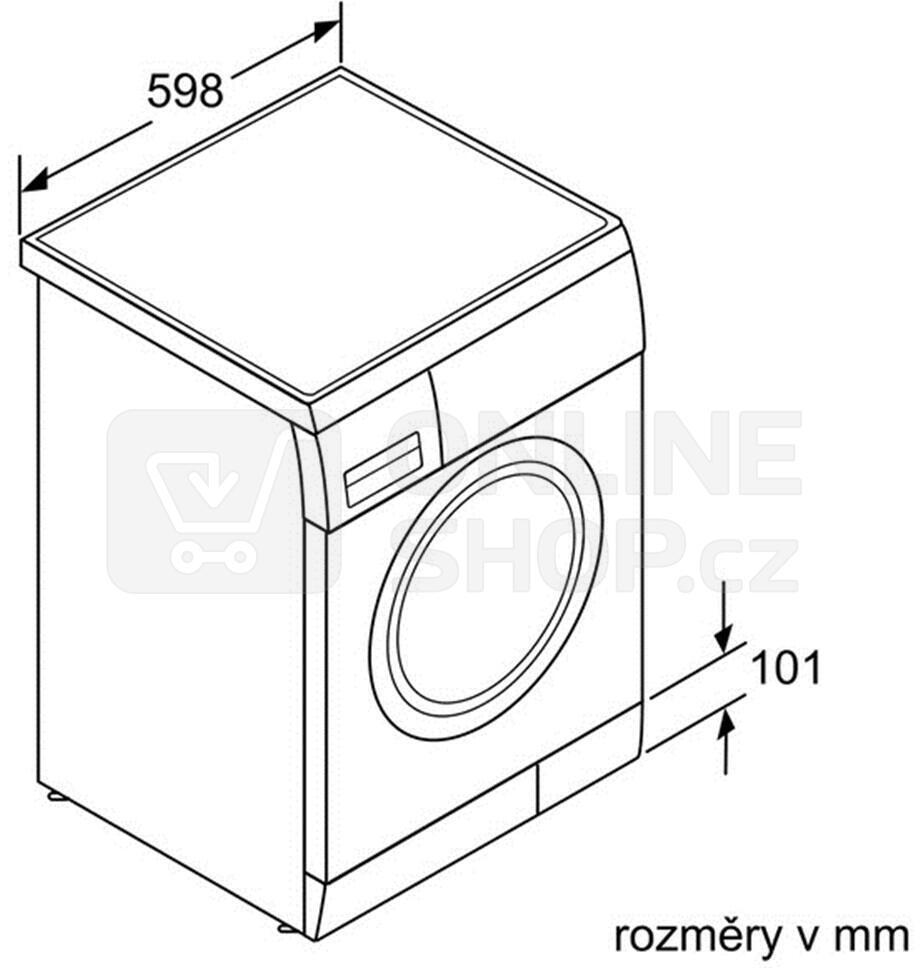 set pra ka siemens wm12e369by iq 300 varioperfect. Black Bedroom Furniture Sets. Home Design Ideas