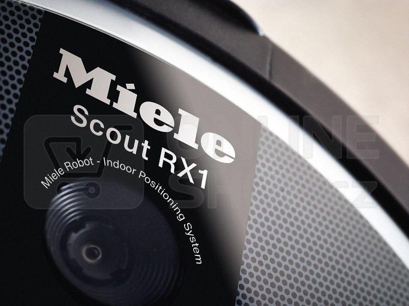 Robotický vysavač Miele Scout RX1