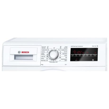 Sušička prádla Bosch WTW85460BY - Bosch WTW85460BY (foto 2)