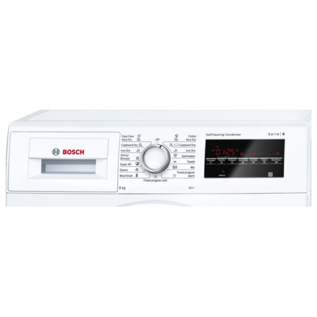 Sušička prádla Bosch WTW85460BY - Bosch WTW85460BY (foto 3)