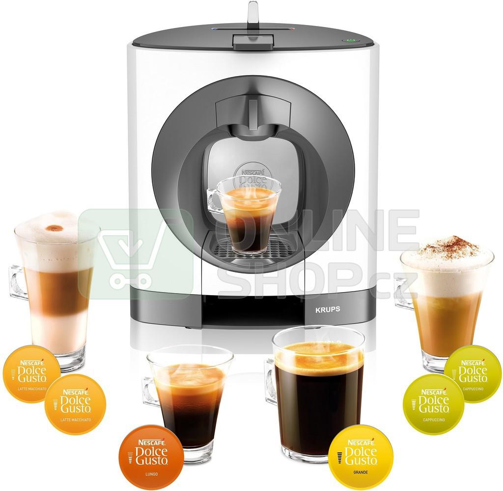 espresso krups kp110131 nescaf dolce gusto oblo. Black Bedroom Furniture Sets. Home Design Ideas