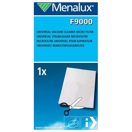Mikrofiltr Menalux F9000, pro všechny značky vysavačů (20,5 cm x 24 cm)