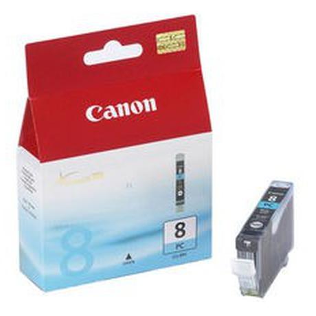 Inkoustová náplň Canon CLI-8PC, 850 stran originální - modrá - Canon CLI-8PC, 850 stran originální -modrá (foto 1)
