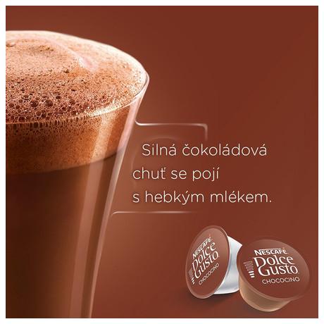 NESCAFÉ® Dolce Gusto® Chococino čokoládový nápoj 16ks (foto 6)