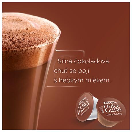 NESCAFÉ® Dolce Gusto® Chococino čokoládový nápoj 16ks (foto 2)
