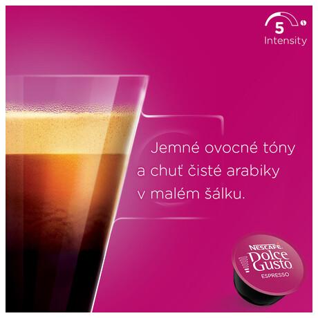 NESCAFÉ® Dolce Gusto® Espresso kávové kapsle 16ks (foto 5)
