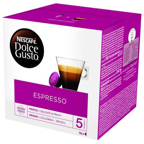 NESCAFÉ® Dolce Gusto® Espresso kávové kapsle 16ks (foto 2)