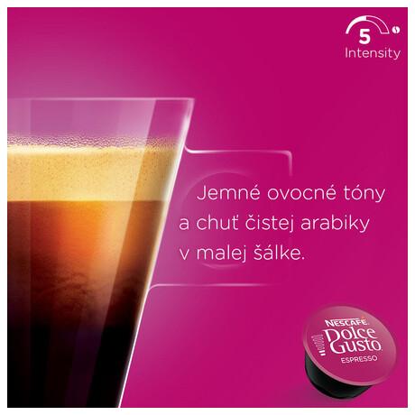 NESCAFÉ® Dolce Gusto® Espresso kávové kapsle 16ks (foto 1)