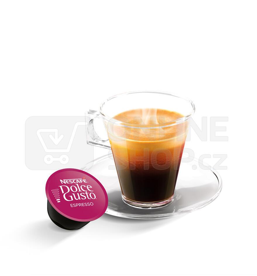 NESCAFÉ® Dolce Gusto® Espresso kávové kapsle 16 ks