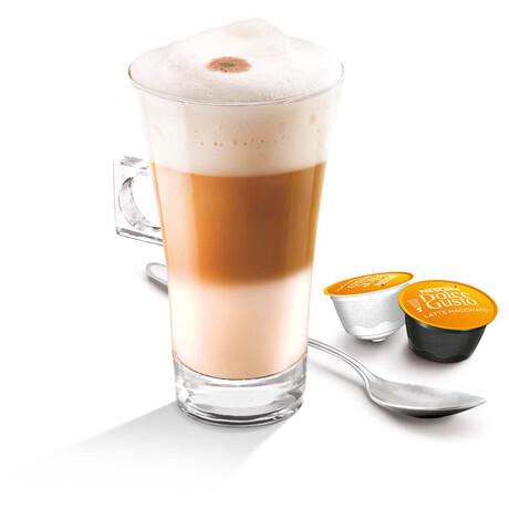 NESCAFÉ® Dolce Gusto® Latte Macchiato kávové kapsle 16ks (foto 3)
