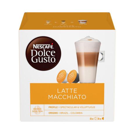 NESCAFÉ® Dolce Gusto® Latte Macchiato kávové kapsle 16ks (foto 1)