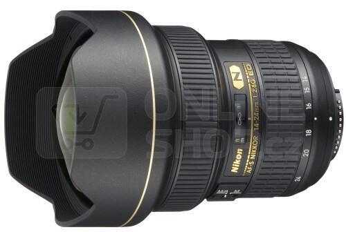 Objektiv Nikon 14-24MM F2.8G ED AF-S